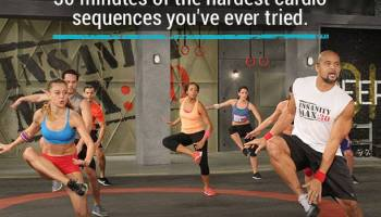 Insanity Max: 30 Sweat Fest Bonus Workout Review | Rugged